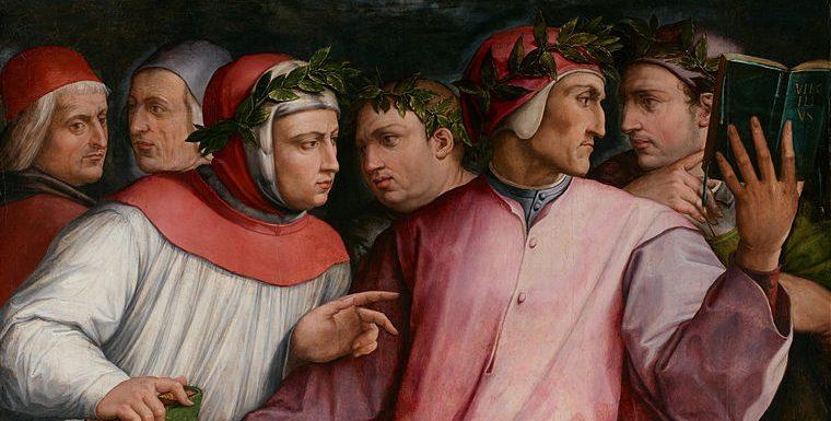 Giorgio Vasari: Six Tuscan Poets