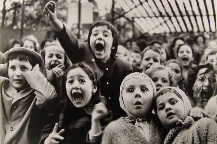 Children. Image credit: Alfred Eisenstaedt.